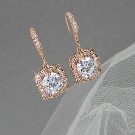 Серьги xuping jewelry